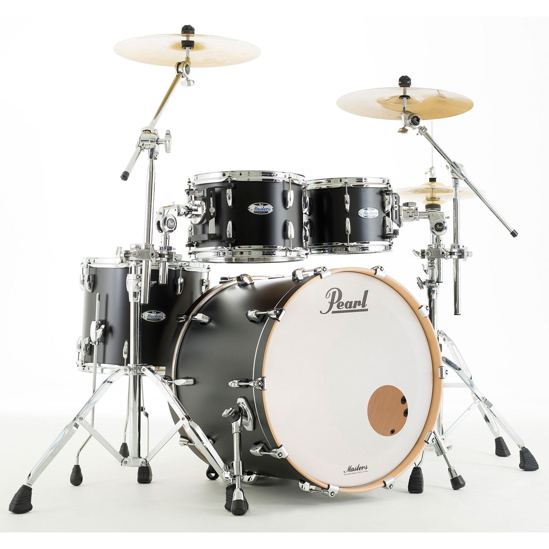 Барабанная установка Pearl Masters Full set + Hardware