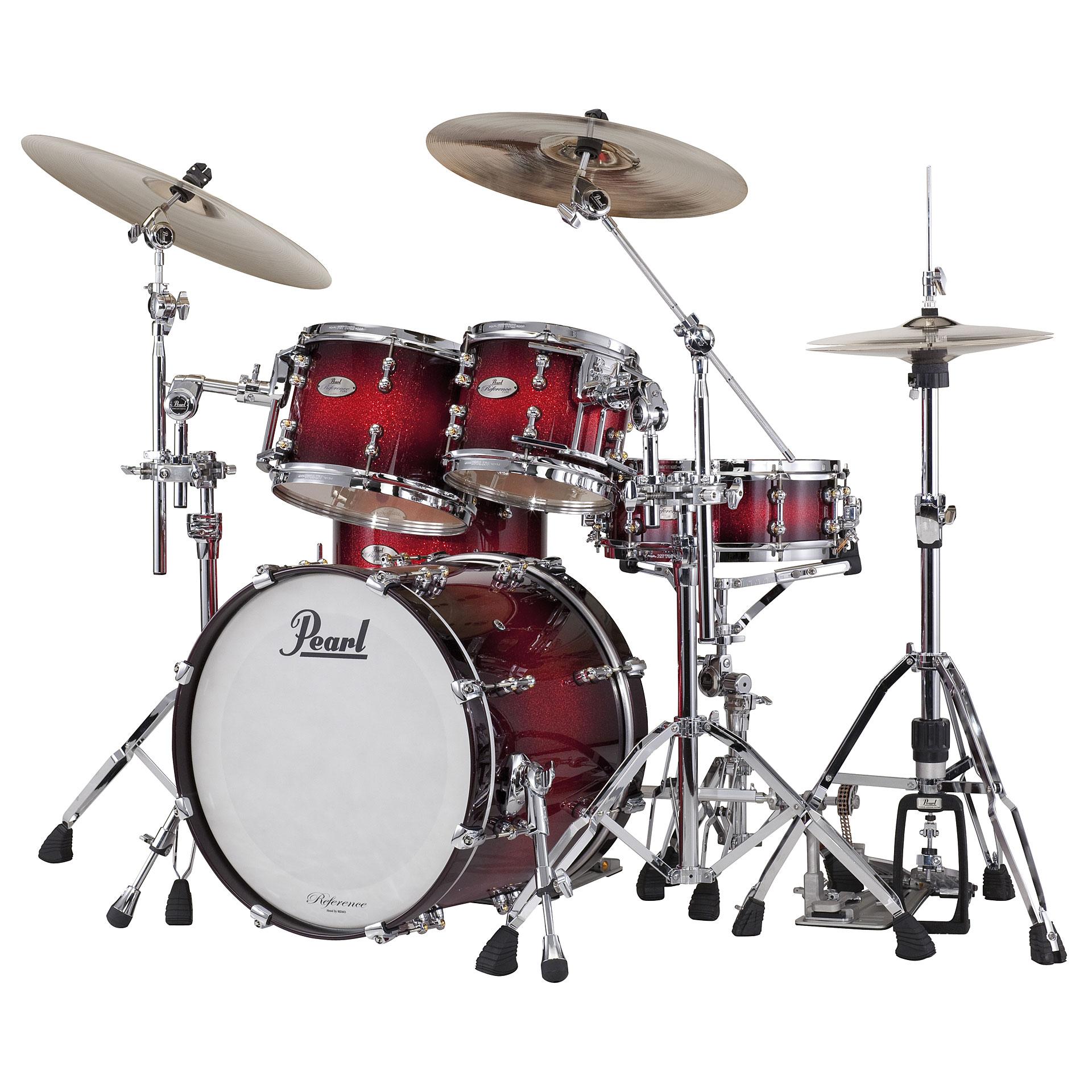 Барабанная установка Pearl Reference pure Full set + Hardware