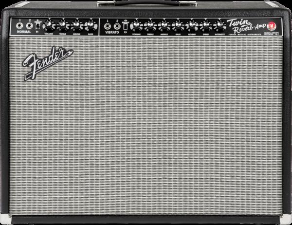Комбоусилитель для электрогитар Fender Twin Reverb