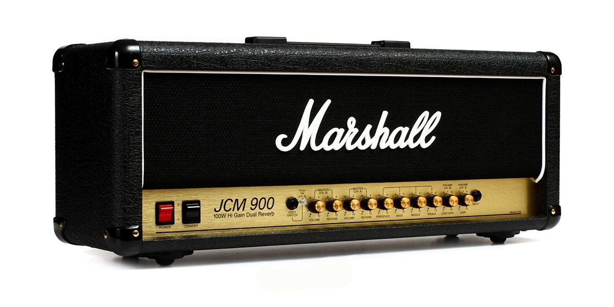 Усилитель  Marshall JCM 900