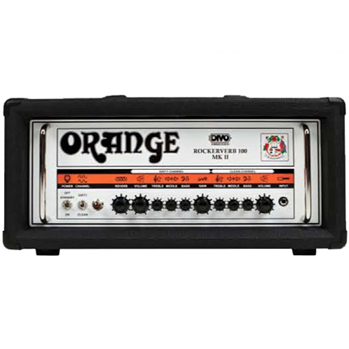 Усилитель  Orange RockerVerb 100 MK2