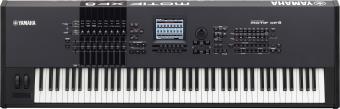 Клавишный инструмент Yamaha Motiff XF8
