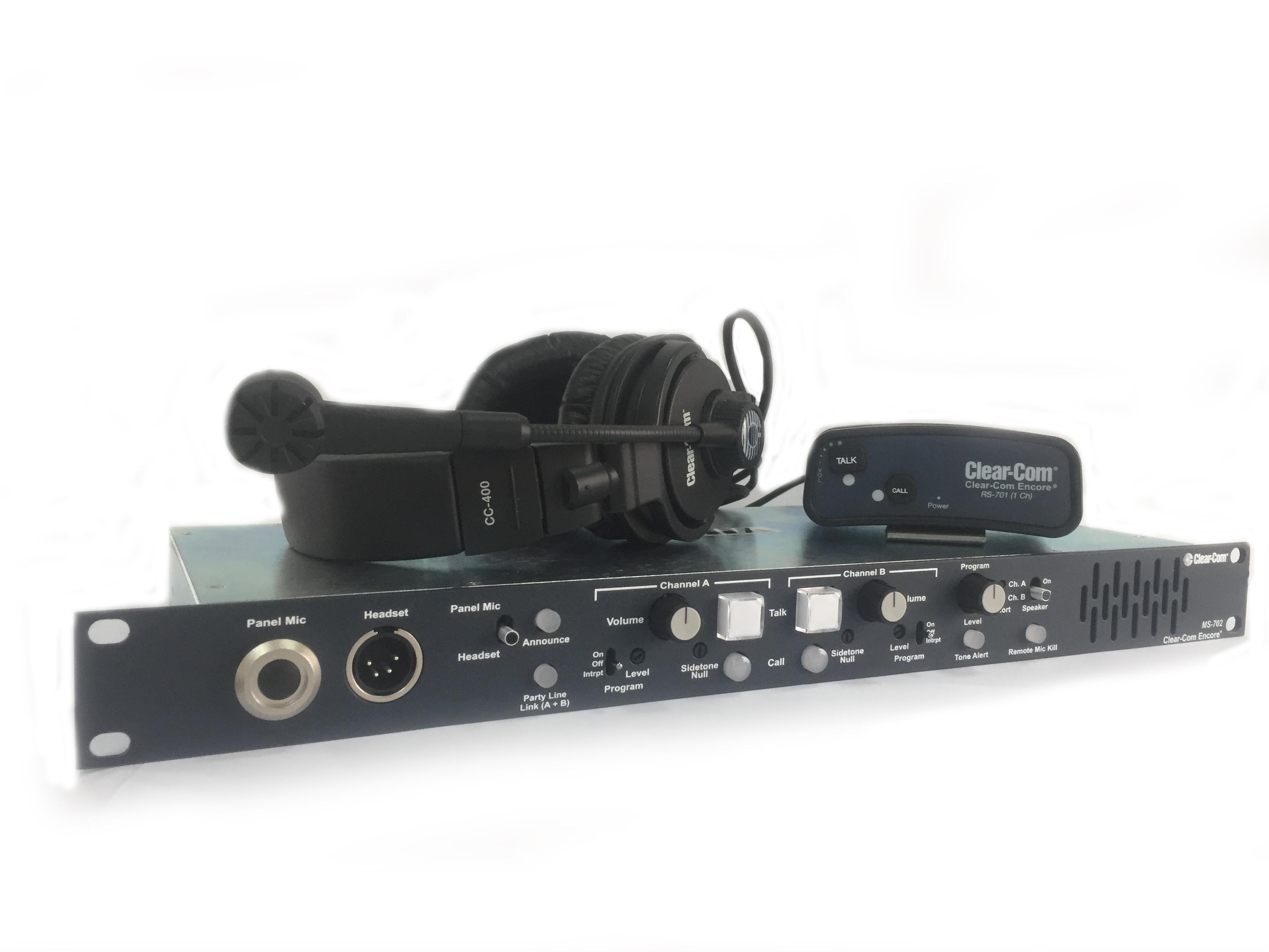 Clearcom MS-702